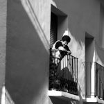 Paco Carbonell Gorriz-Mirando la cabalgata