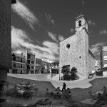 "Urbano Suárez-""A la sombra en la plaza"""