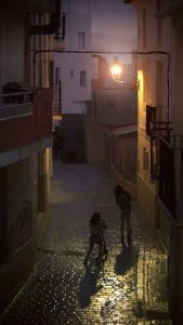 Llueve sobre Torás
